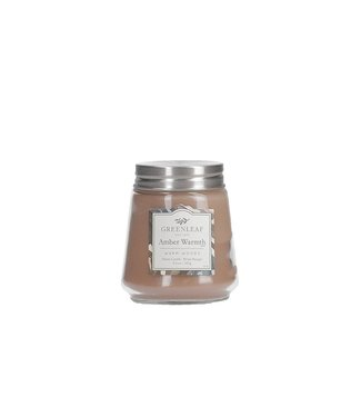 GREENLEAF GIFTS GLG910531 PETITE CANDLE AMBER WARMTH