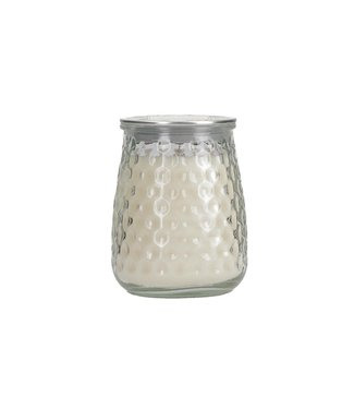 GREENLEAF GIFTS GLG915518 SIGNATURE CANDLE BELLA FREESIA BUBBLE GLASS