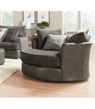 STANDARD SWIVEL CHAIR DIEGO GREY