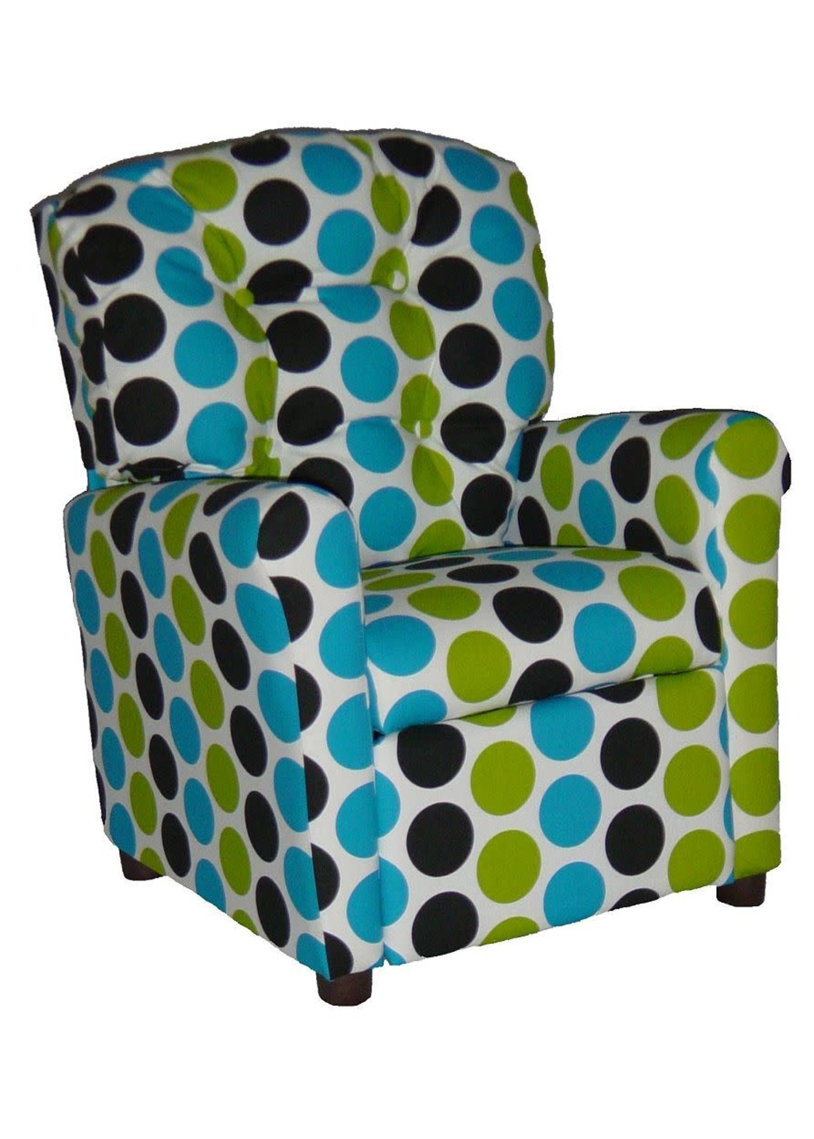 BRAZIL 401C FANCY CHILDS RECLINER FANCY FABRIC