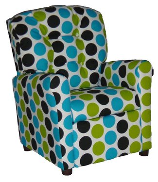 BRAZIL CHILDS RECLINER FANCY FABRIC