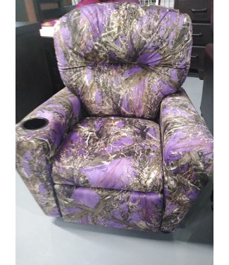 BRAZIL 401C TWPRP CHILD RECLINER TRUE WEST PURPLE