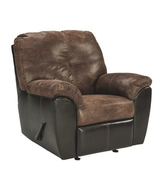 ASHLEY 9160325 ROCKER RECLINER GREGALE COFFEE