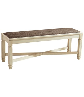 ASHLEY D647-00 BENCH BOLANBURG UPH
