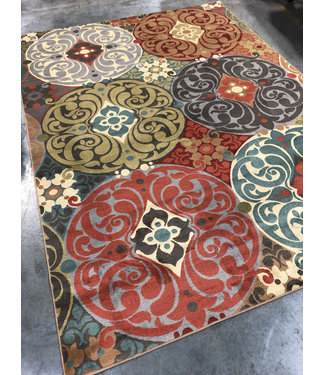 MAYBERRY CARPET EDGEMONT WAL 8X10 AREA RUG