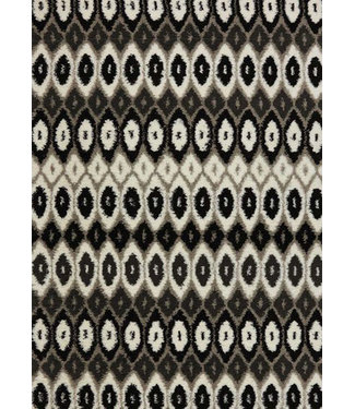MAYBERRY CARPET FS58G SKETCH LATTICE AREA RUG 5X8