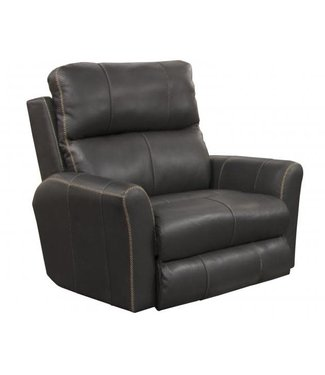 CATNAPPER 8747507 MARA RECLINER COFFEE LEATHER  Voice Pwr HD w/Lumbar Pwr Lay Flat