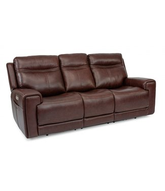 FLEXSTEEL 1180-62PH-297-82 SOFA RECLINING POWER BRAVO