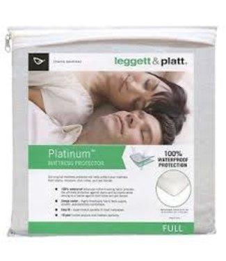LEGGETT QD0178 4/6 MATTRESS PROTECTOR PLATINUM