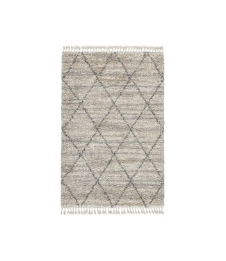 ASHLEY R404622 RUG ABDALAH GRAY 5X7