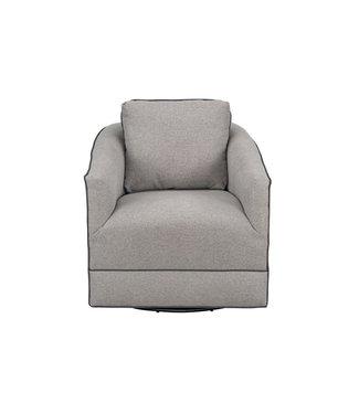 STANDARD Swivel Chair-Cement W/graphite