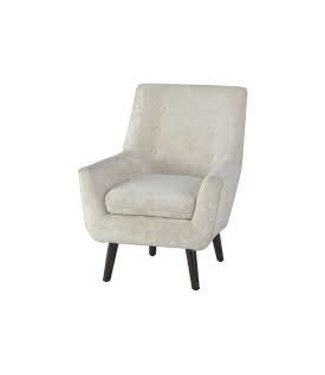 ASHLEY A3000045 ACCENT CHAIR ZOSSEN IVORY