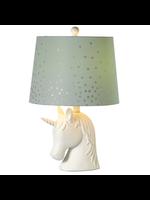 GANZ ACCENT UNICORN TABLE LAMP