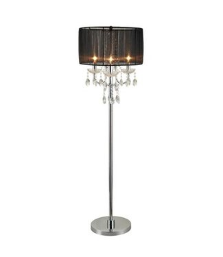 CROWNMARK FLOOR LAMP CHANDELIER 6121F