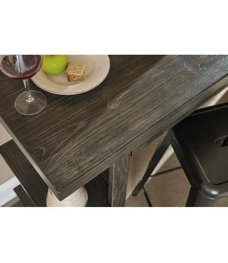 ASHLEY D639-33 TABLE COUNTER HIGH LAMOILLE