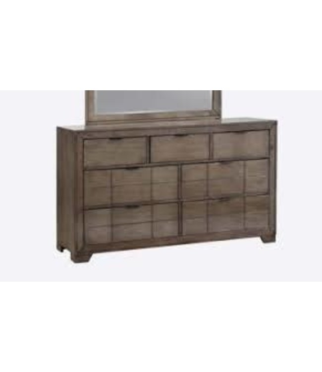 ELEMENTS LOGIC DRESSER GREY