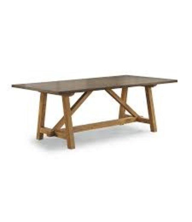 FLEXSTEEL TAHOE RECTANGLE DINING TABLE
