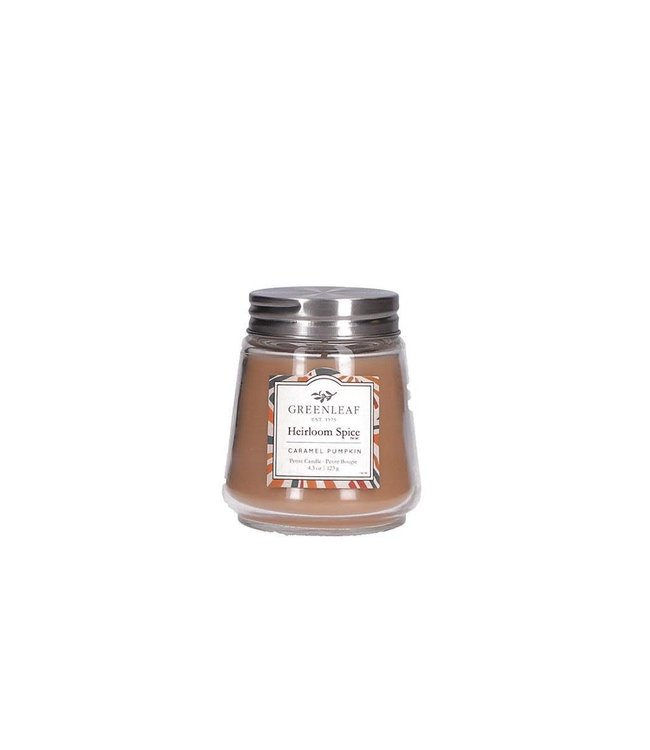 GREENLEAF GIFTS PETITE CANDLE HEIRLOOM SPICE