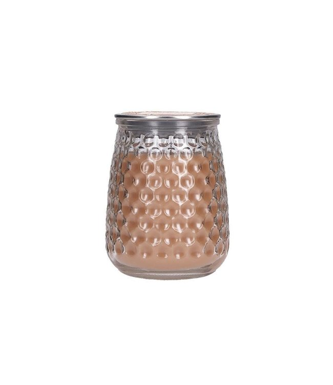GREENLEAF GIFTS SIGNATURE CANDLE BUBBLE GLASS HEIRLOOM SPICE