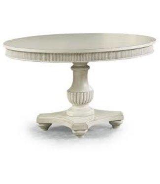 FLEXSTEEL HARMONY ROUND DINING TABLE
