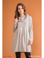 SIMPLY NOELLE COUNTRY ESTATE DRESS ASSORTED COLORS L/XL