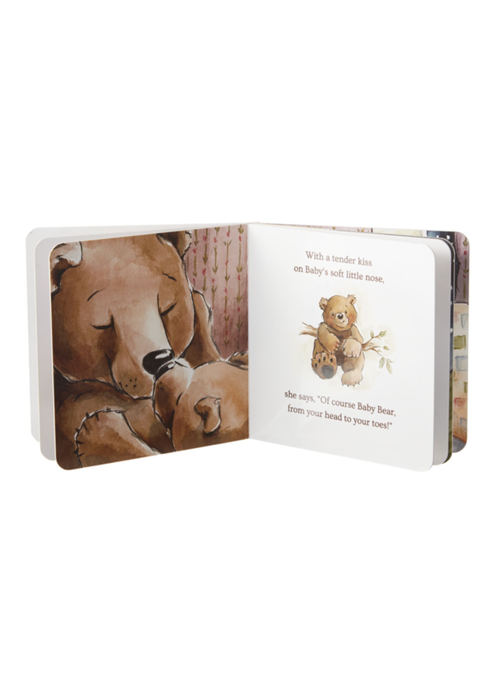 GANZ BOOK MAMA & BABY BEAR