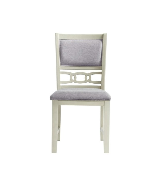 ELEMENTS AMHERST SIDE CHAIR IN WHITE
