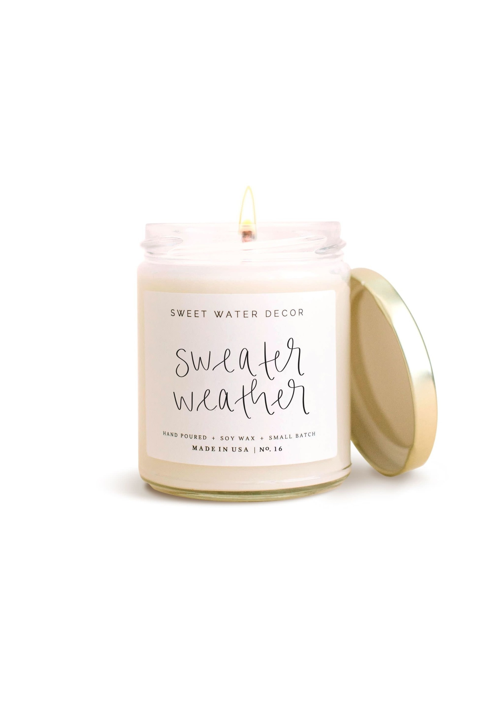 SWEET WATER DECOR 7.2OZ SOY CANDLES