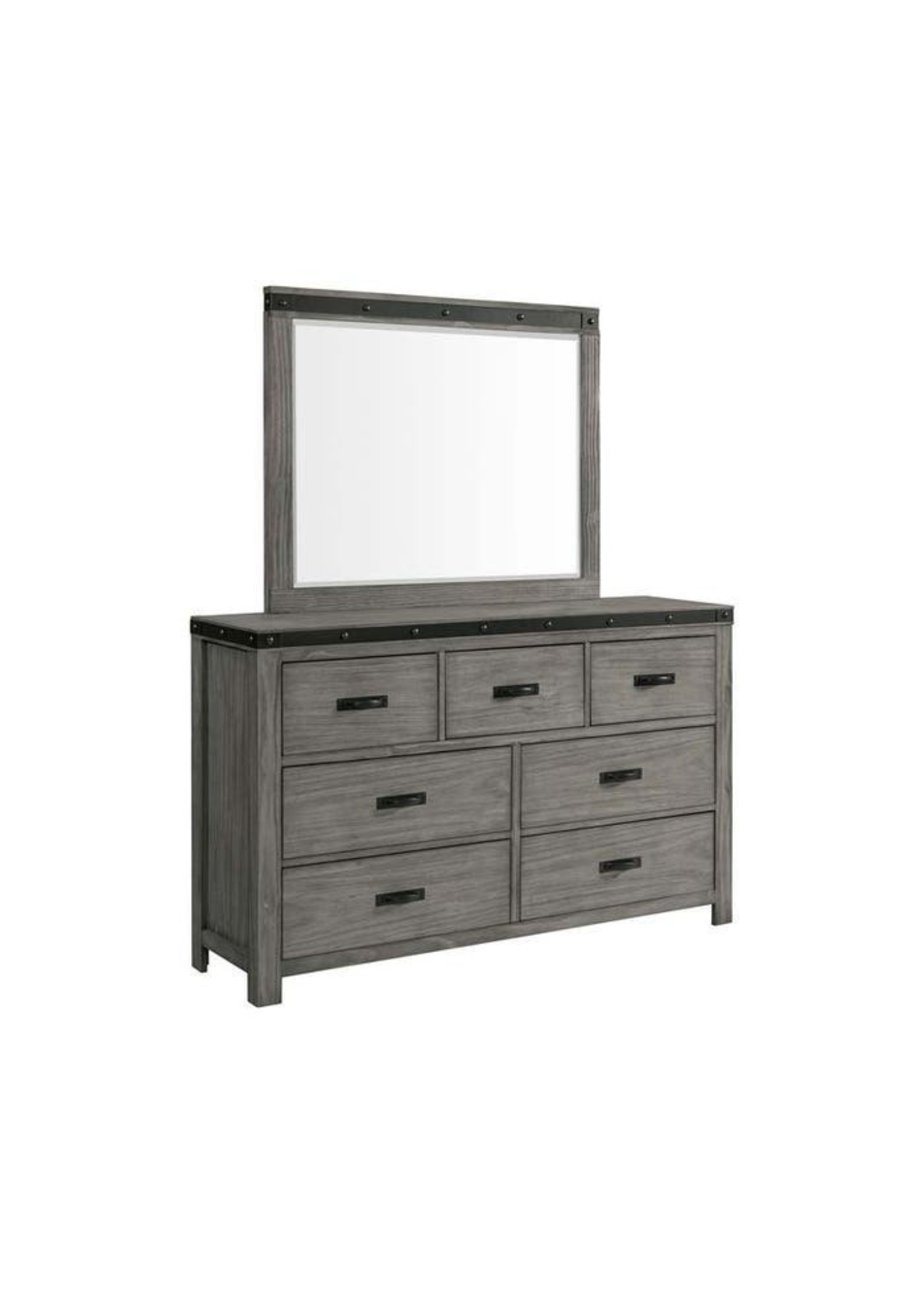 ELEMENTS WADE YOUTH DRESSER IN GREY