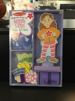 3552 MAGGIE LEIGH MAGNETIC DRESS-UP