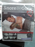 SNORE BE GONE PILLOW - MEDIUM