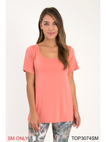 SIMPLY NOELLE KNOT THIS WAY TOP