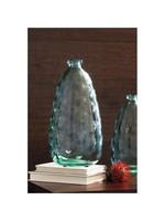 ASHLEY A2000292 LARGE VASE DEVANSH GREEN GLASS
