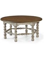 FLEXSTEEL w1447 034 ROUND COFFEE TABLE