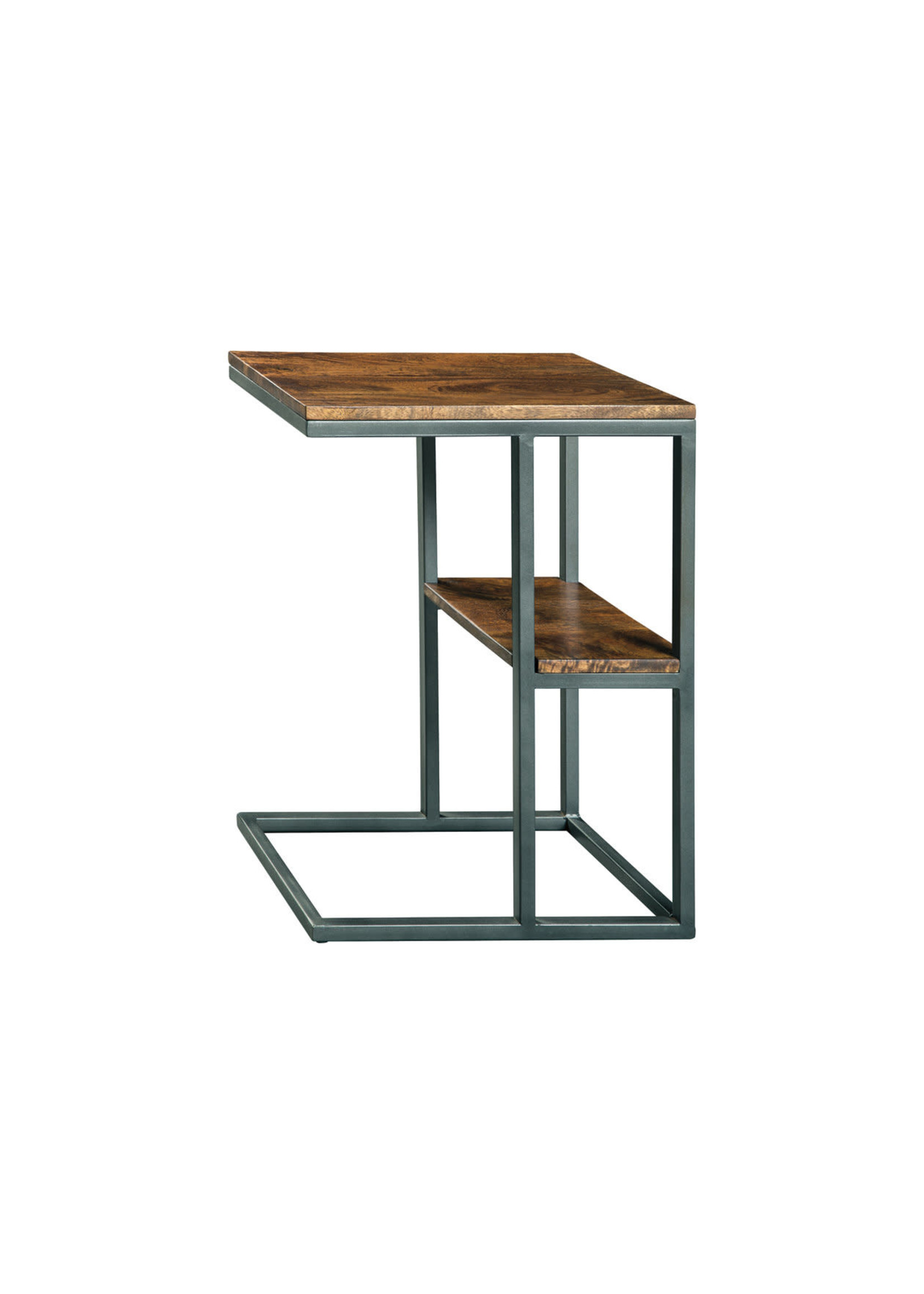 ASHLEY A4000049 ACCENT TABLE FORESTMIN NATURAL/BLACK