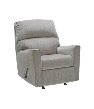 ASHLEY 8721425 ROCKER RECLINER ALTARI ALLOY