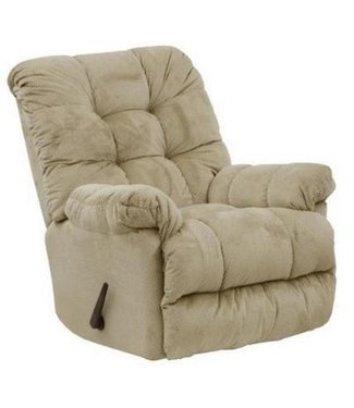 CATNAPPER 4737-2-1765-36 ROCKER RECLINER W/ CHAISE NETTLES DOE