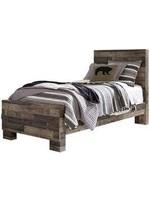 ASHLEY 3/3 TWIN BED DEREKSON MULTI GRAY