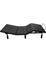 """W.SILVER S42-KP 6/6   HEAD/FOOT/MASSAGE/ZERO GRAVITY ADJUSTABLE BASE """"BEST"""" PEPPER"""