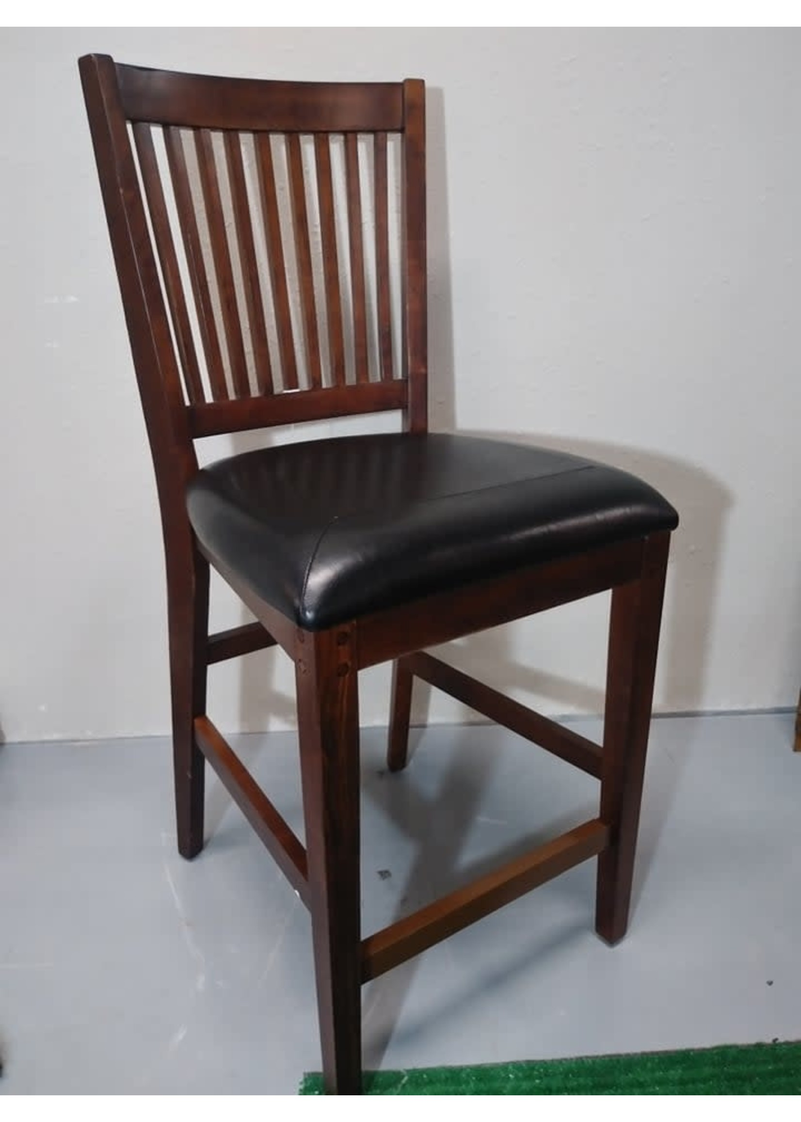 """POWELL DINING SIDE CHAIR 24"""" MISSION CHERRY"""
