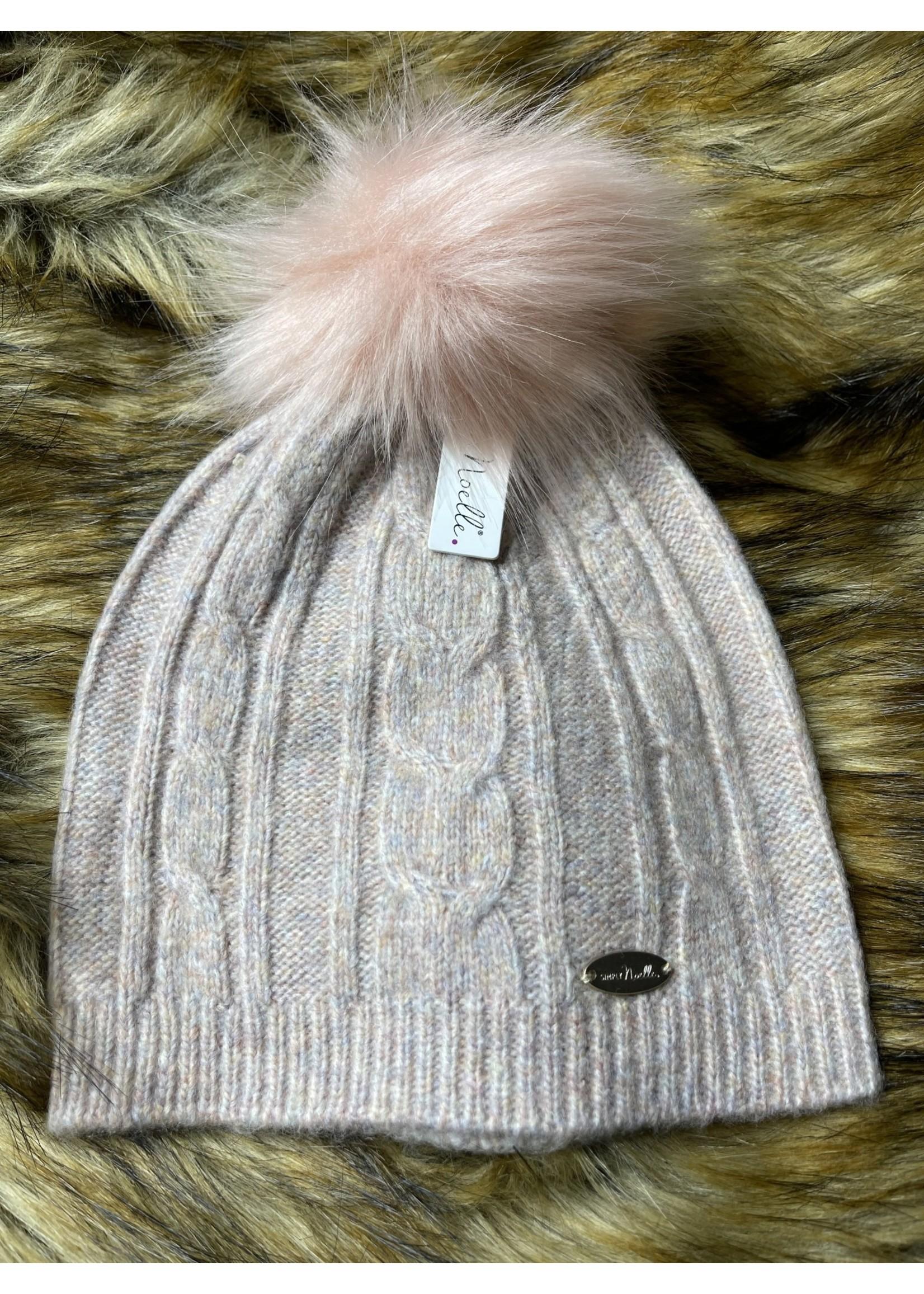 SIMPLY NOELLE HAT8105 SUGARPLUM HAT
