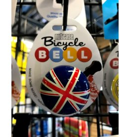 Nutcase Nutcase Bicycle Bell: Union Jack