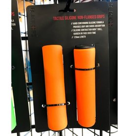 BLACK OPS Black Ops Tactile Silicone Grips, 128mm, Orange