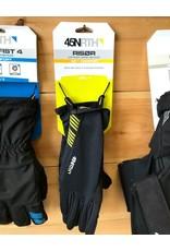 45NRTH 45NRTH Risor Merino Liner Gloves - Black, Full Finger, Large