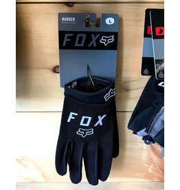Fox Racing Fox Racing Ranger Gloves - Black, Full Finger, Women's, Medium