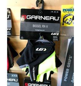 Garneau Garneau Biogel RX-V Gloves - Bright Yellow, Short Finger, Men's, Medium