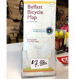 Hartdale Maps Belfast Bike Map