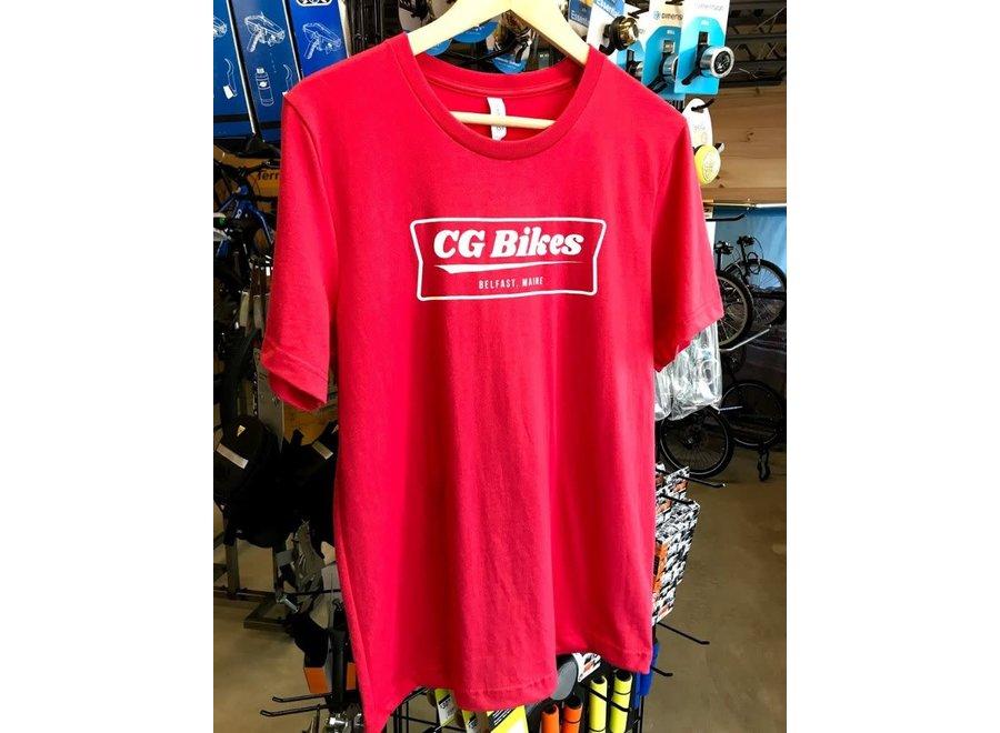 CG Bikes Logo T-Shirt