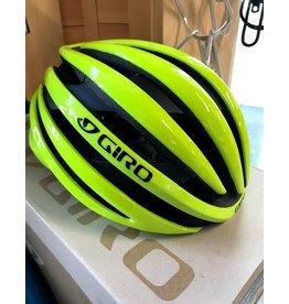 Giro Cycling Giro Cycling Cinder MIPS Road Helmet - Highlight Yellow (Adult Size M)
