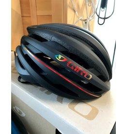 Giro Cycling Giro Cycling Cinder MIPS Road Helmet - Matte Grey Firechrome (Adult Size S)